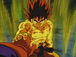 Goku in Pre Super Saiyan Form