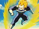 Ascended Saiyan Vegeta, or USSJ