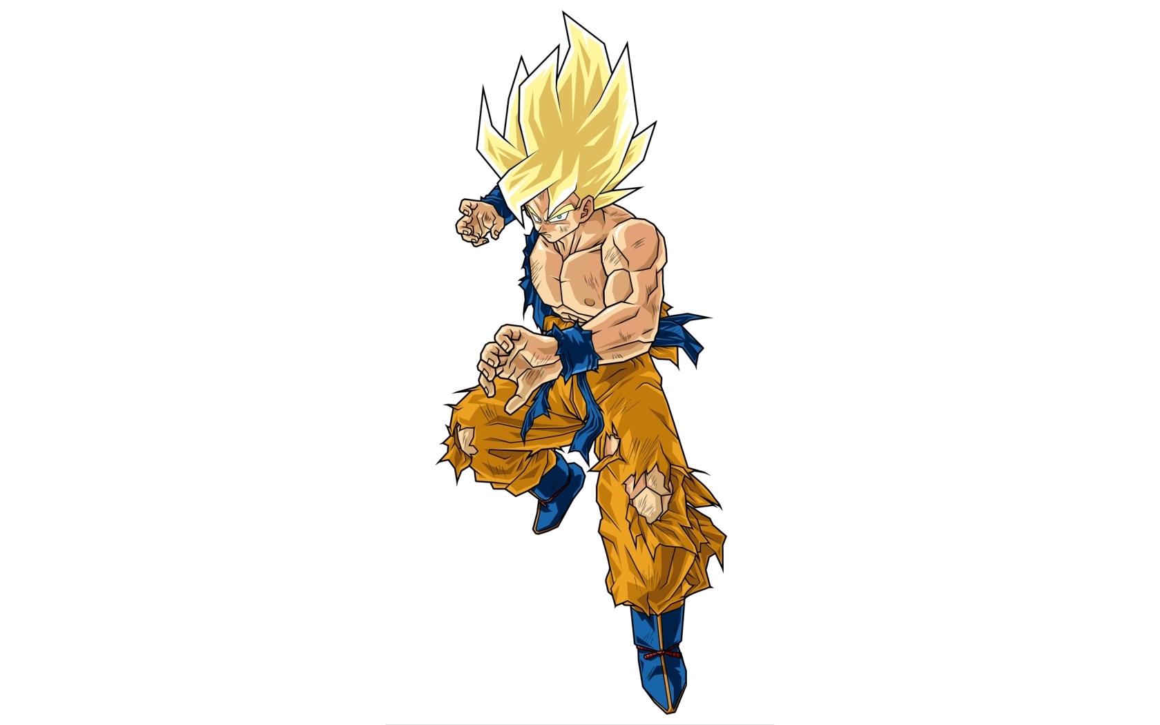 - Widescreen Dragon ball Z Wallpapers of Goku, Vegeta, and Trunks